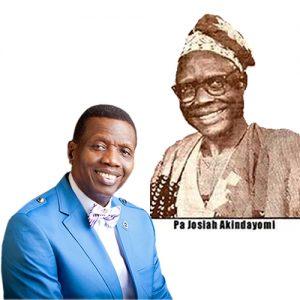 Pa Akindayomi & Pastor Adeboye
