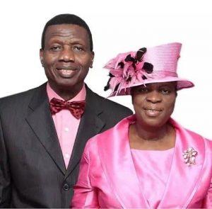 Pastor & Pastro (Mrs.) Adeboye